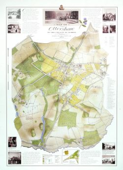 Old Ottershaw Map